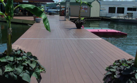 Homeland Gorilla Decking